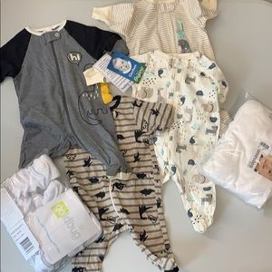 Gerber Baby Boy Bundle - New with tags.
